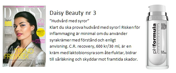Daisy Beauty nr 3 pH