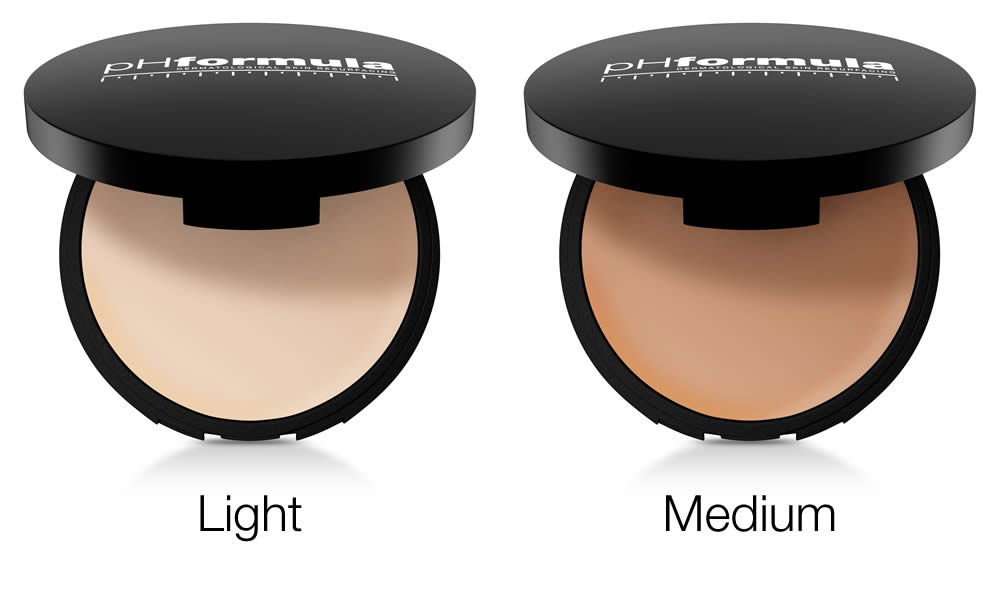 compact foundation spf 50 plus