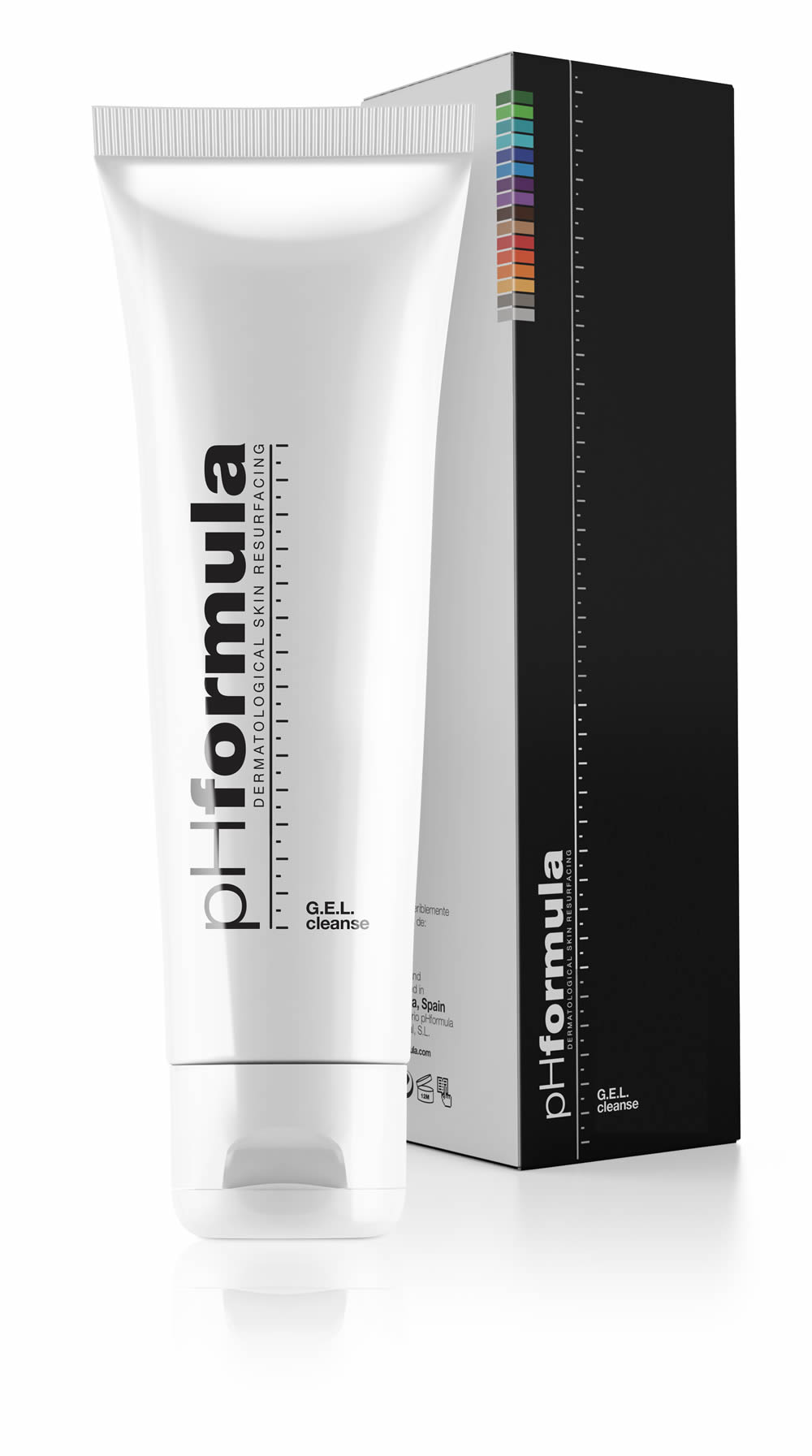 pHformula gel cleanse
