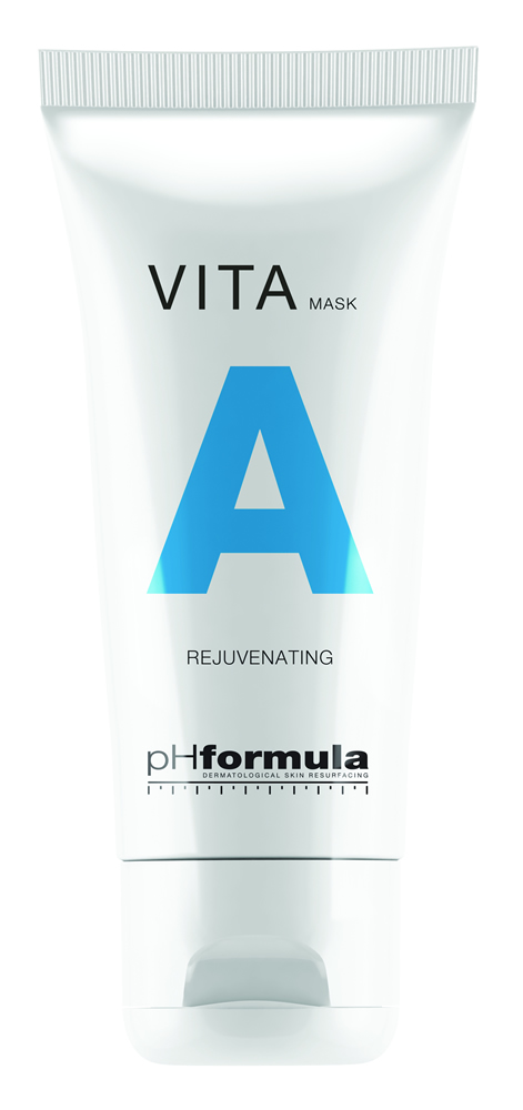 vita a rejuvenating mask
