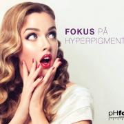 Fokus på hyperpigmentering